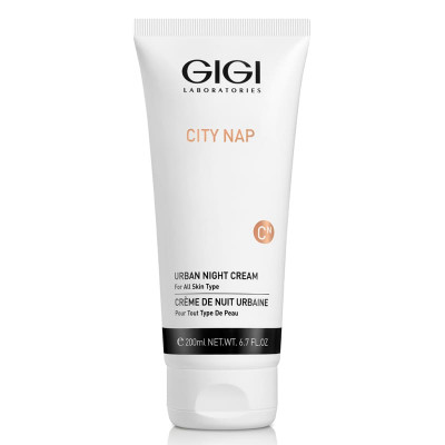 Крем ночной GiGi City NAP Urban Night Cream 200мл: фото