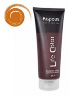 Бальзам оттеночный для волос KAPOUS Life Color Медный 200: фото