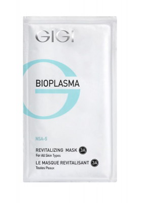 Маска Омолаживающая энергетическая для всех типов кожи BIOPLASMA Revitalizing Mask 20мл*5: фото