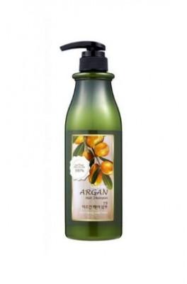 Шампунь для волос c маслом арганы Welcos Confume Argan Hair Shampoo 80г: фото