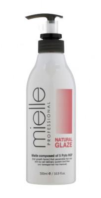 Средство для глазирования волос JPS Mielle Professional Natural Fix Glaze 500мл: фото
