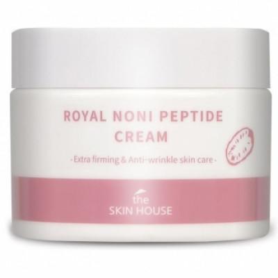 Крем Укрепляющий с пептидами и экстрактом нони THE SKIN HOUSE Roya Noni Peptide Cream 50мл: фото