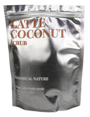 Скраб для тела Латте и кокос SKINOMICAL Nature Latte Coconut Scrub 250г: фото