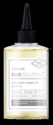 Сыворотка универсальная КОЛЛАГЕН EVAS CERACLINIC Raw Solution Hydrolyzed Collagen 1% 60 мл: фото