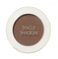 Тени для век матовые THE SAEM Saemmul Single Shadow Matte BR21 Horror Brown: фото