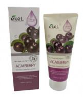 Пилинг для лица с ягодами асаи Ekel Peeling Gel Asaiberry 100 мл: фото