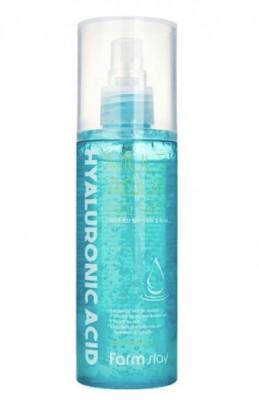 Гель-спрей для лица с гиалуроновой кислотой FarmStay Hyaluronic Acid Multi Aqua Gel Mist 120мл: фото