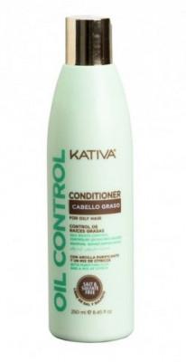"""Кондиционер для жирных волос OIL CONTROL """"Контроль"""" 250мл: фото"""