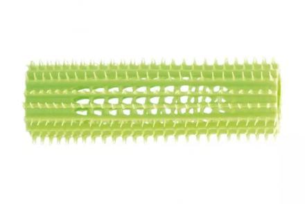 Бигуди пластиковые Eurostil 23мм, салатовые 9шт: фото