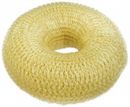 Валик для причёсок 9см Sibel желтый: фото