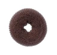 Подкладка-кольцо для причесок малая Harizma Professional шатен: фото