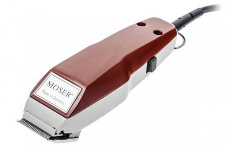 Машинка окантовочная MOSER Primat Mini красная: фото