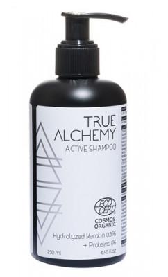 Шампунь True Alchemy Hydrolyzed Keratin 0,3% + Proteins 1% 250мл: фото