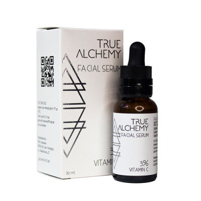 Сыворотка для лица True Alchemy Vitamin C 3 % 30мл: фото