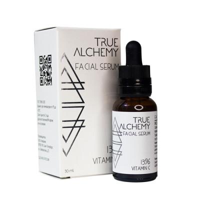 Сыворотка для лица True Alchemy Vitamin C 13 % 30мл: фото