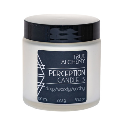 Свеча ароматическая True Alchemy Perception 100мл: фото