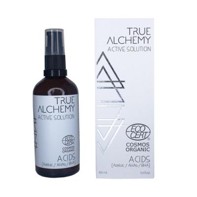 Концентрированный раствор True Alchemy Active Solution Acids 100мл: фото